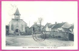 BOURESCHES - Place Eglise   / L76 - France