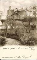 MONT SAINT-GUIBERT « L'église » - Nels Série 79 N° 4 (1905) - Mont-Saint-Guibert