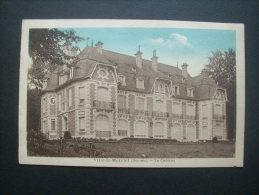Ville Le Marclet Le Château - Arrachart Savoye éd. Circulée  L233 - Other Municipalities