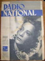 RADIO NATIONAL N° 94 1943 - 1900 - 1949