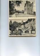 Luxembourg  Vieux Chateaux - Lot De 20 Cartes Reliées Entre Elles -  Editions W Capus - Cartes Postales
