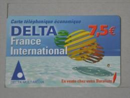 TÉLÉCARTE - 2 SCAN  -   7,5  EUROS  (Nº13099) - Francia