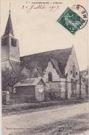 FAVEROLLES L'église - Francia