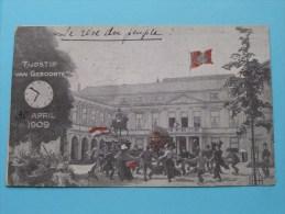 Tijdstip Van Geboorte 30 April 1909 ( La Rève Du Peuple ) 's Gravenhage / Anno 1909 ( Voir/zie Foto´s Voor Details ) !! - Holanda