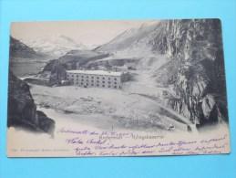 Andermatt Kriegskaserne ( 7240 Gabler ) Anno 1903 ( ? )( Voir/zie Foto´s Voor Details ) !! - UR Uri