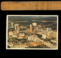 HOUSTON Texas : Aerial View On Largest World Medical Center With 9 Hospitals & 30 Institutions  1961 - Houston