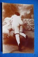 FEMME  NUE NU EROTIQUE ANCIENNE CHARME - Vintage Women (1921-1940)