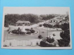 DAKAR Le Rond Point De L'Etoile Et L'Avenue Pasteur - Anno 1940 ( Voir/zie Foto´s Voor Details ) !! - Sénégal
