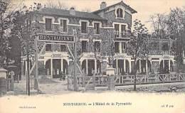 91 - MONTGERON : L'Hotel De La Pyramide - CPA - Essonne - Montgeron