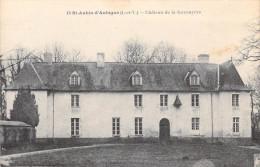 35 Ile Et Vilaine (canton Antrain) SAINT AUBIN D'AUBIGNE  Château De  La Gavouyère *PRIX FIXE - Rennes