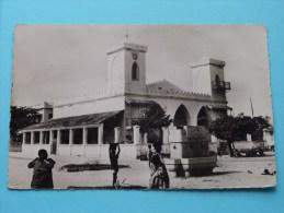 St. Louis La Mosquée ( 112 ) Anno 19?? ( Voir/zie Foto´s Voor Details ) !! - Sénégal