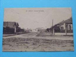 Avenue GAMBETTA Dakar ( 130 ) Anno 19?? ( Voir/zie Foto´s Voor Details ) !! - Sénégal
