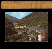 BIAGIONI - Granaglione BO / Panoramica E Vallatta Del Reno  1980/ Voie Ferrée Chemin De Fer Railways Bahn - Italia