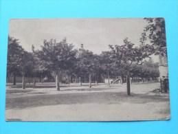 Avenue Docteur Bastide L'Esplanade Et La Tour / Anno 19?? ( Zie Foto´s Voor Details ) !! - Saint-Ambroix