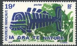 Polynésie  1975 Yvertn° 105 *** MNH Cote 13,20 Euro - Unused Stamps