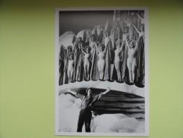 CARTE POSTALE POSTCARD THE FOLIES BERGERE - Acteurs