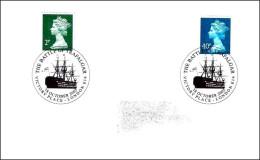 200 ANIV. BATALLA DE TRAFALGAR - 200 Anniv. Battle Of Trafalgar. Napoleon. London 2005 - Napoleón