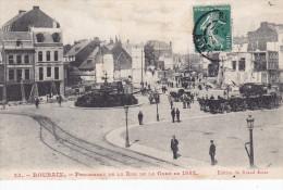 59 Nord, Roubaix, Percement De La Rue De La Gare - Roubaix