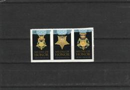 USA 2015 Medal Of Honour MNH (**)--Mivhel #515-516 III BA+5172 - Verenigde Staten