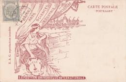 BELGIQUE  EXPO DE LIEGE 1905 - 1905 – Liège (Belgium)