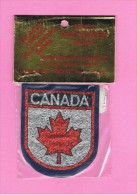 Canada Nieuw Nog In Verpakking  Internationaal Insigne Ecusson Adhesif - Canada