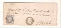 Envuelta De Oviedo - 1870-72 Regencia