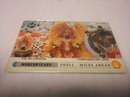 UNITED KINGDOM - Nice Mercury Phonecard As On Photo - Télécartes