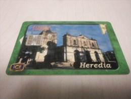 COSTA RICA - nice chipphonecard as on photo