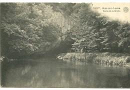 15*7 Han Sur Lesse Sortie De La Grotte - Rochefort