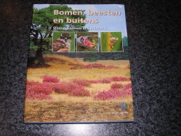BOMEN BEESTEN EN BUITENS STAATSBOSBEHEER IN GELDERLAND De Boo Marion Nederland Netherlands Gueldre Pays Bas Natuur - Geography