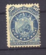 03061   -  Bolivie  : : Yv  11  (*) - Bolivia