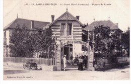 La Baule Sur Mer - Le Grand Hôtel Continental - La Baule-Escoublac