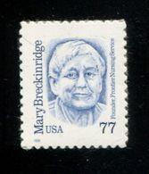 229058620 USA 1998 ** MNH SCOTT 2942 Great Americans MARY BRECKINRIDGE - United States