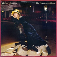 * LP *  BARBRA STREISAND - THE BROADWAY ALBUM (Canada 1985) - Musicals