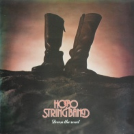 * LP *  HOBO STRING BAND - DOWN THE ROAD (Holland 1973) - Country En Folk