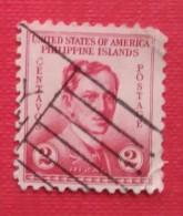 ESTADOS UNIDOD - USA. POSESIONES FILIPINAS. USADO - USED - Philippines