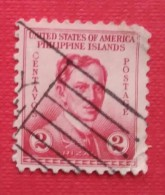 ESTADOS UNIDOD - USA. POSESIONES FILIPINAS. USADO - USED - Filipinas