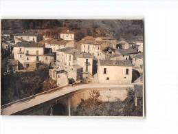 13121 FOTO PROVA X CARTOLINE 9,90  X 6,50 RAPINO PONTE DI SAN GIOVANNI CHIETI - Lieux