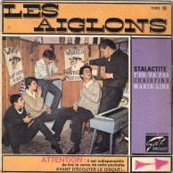 EP 45T LES AIGLONS - Instrumental