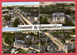 80 Souvenir De QUEVAUVILLERS (LAPIE) - Francia