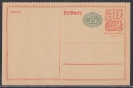 DR Ganzsache Minr. P159II Postfrisch Gezähnt - Deutschland