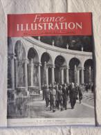 Revue FRANCE ILLUSTRATION N° 41 - 13/07/1946 HO CHI MINH à Versailles Ecole Normale Atomique Amérique - Libros, Revistas, Cómics
