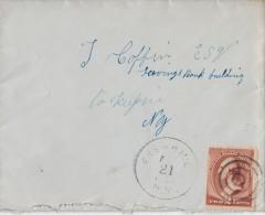 USA Brief EF Minr.49 Ansehen !!!!!!!!!!!! - 1861-65 Confederate States