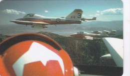Liberia, FAKE-LIB-0101, 10 Units, FAKE Card, Pilot Head, Airplane, 2 Scans. - Liberia
