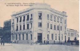POSTAL DE ANTOFAGASTA DEL BANCO ANGLO SUD AMERICANO (FERNANDEZ Y HERAS)  (ARGENTINA) - Chile