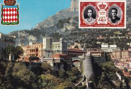 PRINCIPAUTE DE MONACO  LE PALAIS DU PRINCE (DIL95) - Prinselijk Paleis