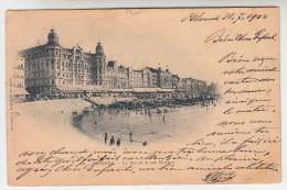Oostende, Ostende, La Digue & Les Hotels (pk28247) - Oostende