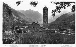 Républica D´Andorra - Santa Coloma L'église - Andorra