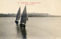 Tarragona - Entrada Del Puerto - Tarragona