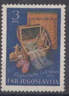 Yugoslavia Republic 1951 Mi#671 Mint Never Hinged - 1945-1992 Socialistische Federale Republiek Joegoslavië